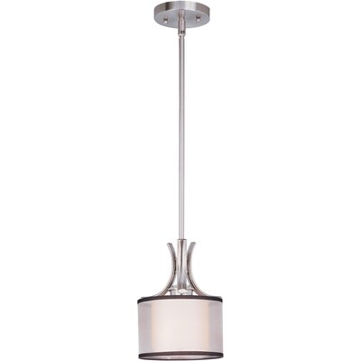 Taniya Nayak 1 Light Mini Pendant