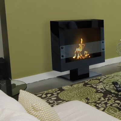 Anywhere Fireplaces Tribeca Free Standing Bio Ethanol Fireplace