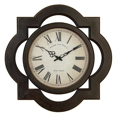 Toscana Scalloped Wall Clock