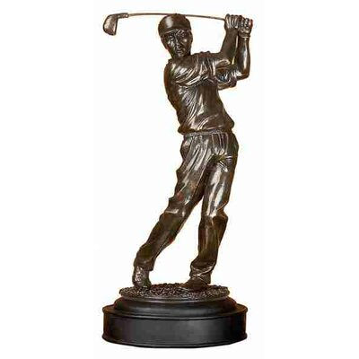 UMA Enterprises Urban Trends Male Golfer Figurine