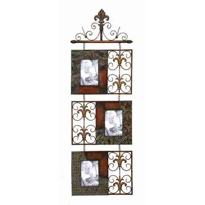 UMA Enterprises Toscana Metal Wall Picture Frame