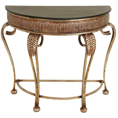 <strong>UMA Enterprises</strong> Toscana Metal Console Table