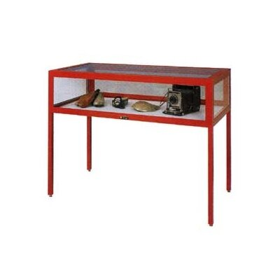 Claridge Products Table Exhibit Case