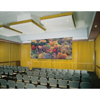 Claridge Products Paramount Glass Beaded Electric Projector Screen