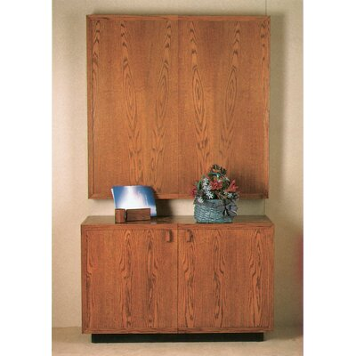 "Claridge Products 31"" x 48"" Traditional Style Credenza"
