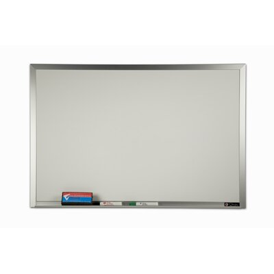 Claridge Products TrimLine Melamine Marker Board 4' x 6'