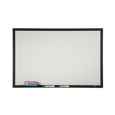 Claridge Products TrimLine Plus Porcelain Marker Board 4' x 4'