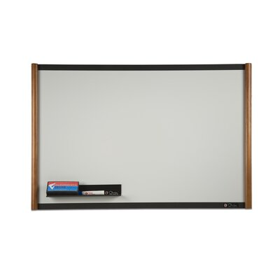 Claridge Products TrimLine Elite Porcelain Marker Board 4' x 4'