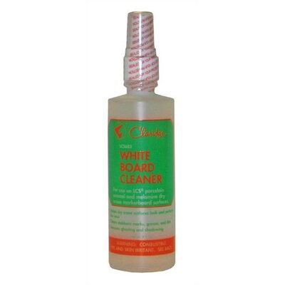 Claridge Products White Board Cleaner (Bottle/Dozen Bottles/Gallon)