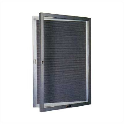Claridge Products No. 435 Hinged Glass Door Directory