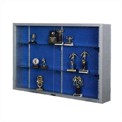 Claridge Products Imperial Display Case with Designer Fabric
