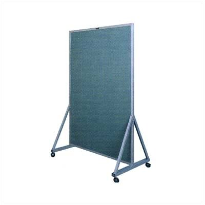 Claridge Products Multi-Use Divider Bulletin Board