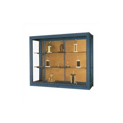 Claridge Products Premiere Wall Mounted Display Case