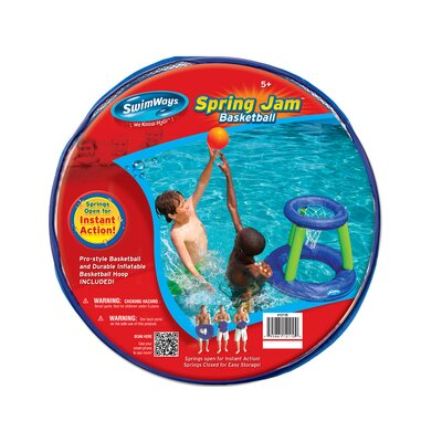 Swimways Spring Jam Basketball