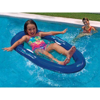 Swimways Spring Float Kid's Boat