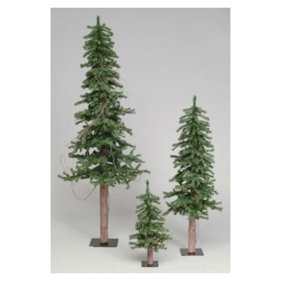 Vickerman Co. Alpine Tree 7' Artificial Christmas Tree