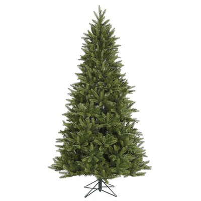 Vickerman Bradford 7.5' Green Pine Artificial Christmas Tree with Stand