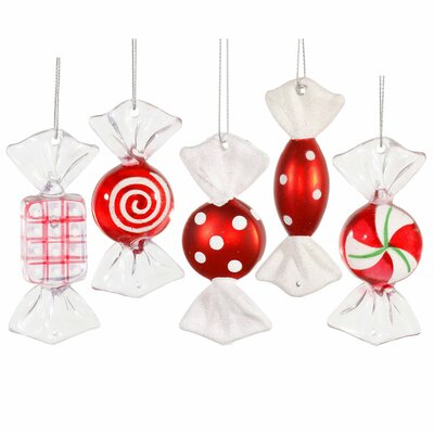 Vickerman Co. Candy Cane Ornament