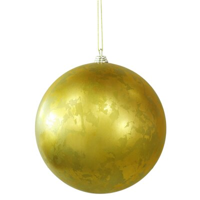 Foil Finish Ball Ornament