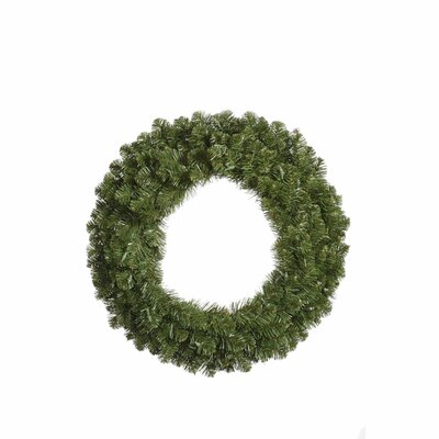 Vickerman Co. Grand Teton Wreath with 1800 Tips