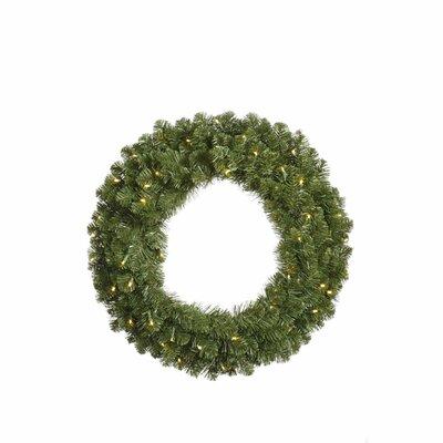 Vickerman Co. Grand Teton Wreath with 1000 LED Lights