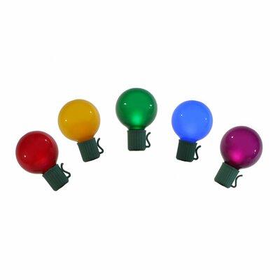Vickerman Co. 10 Light G40 LED EC Light Sets