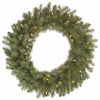 Vickerman Co. Colorado Wreath with 50 Dura-Lit Lights