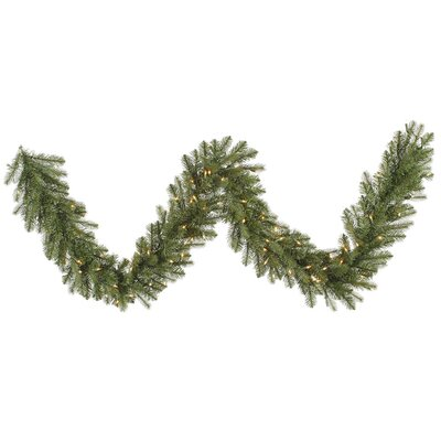 Vickerman Co. Colorado Garland with 100 Dura-Lit Lights