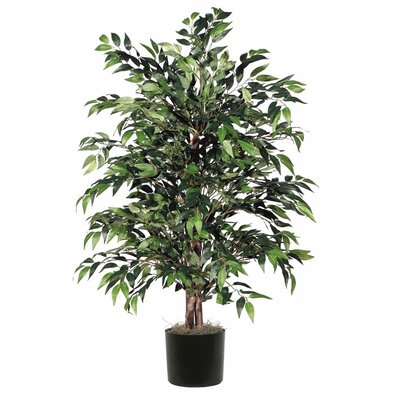 Vickerman Co. Smilax Bush Tree in Pot