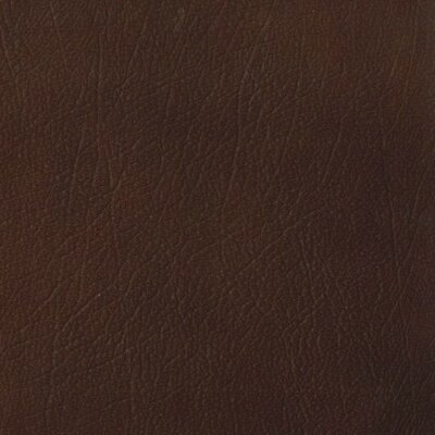"EcoDomo Rainforest 15-1/4"" x 15-1/4"" Recycled Leather Tile in Caribou Auburn"