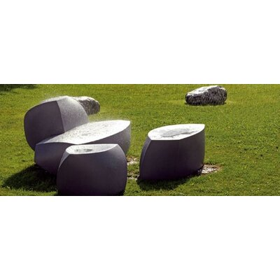 Heller Frank Gehry Polymer Bench