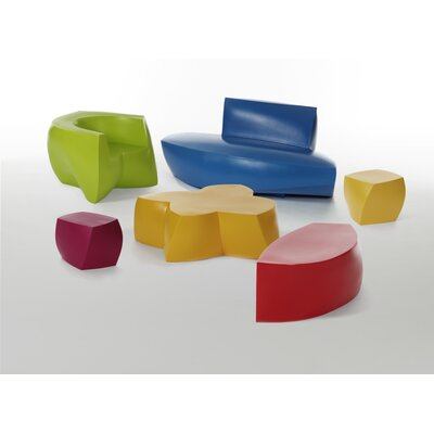 Heller Frank Gehry Molded Sofa