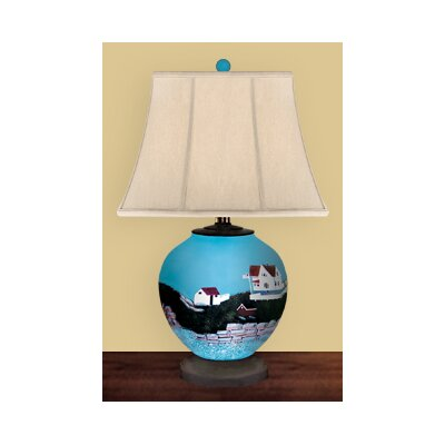 JB Hirsch Home Decor Beach House Accent Table Lamp