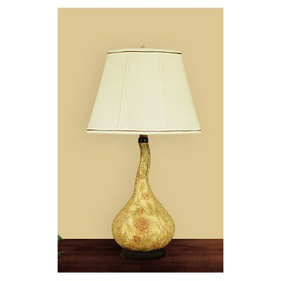 JB Hirsch Home Decor Crooked Neck Table Lamp