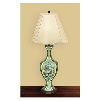 JB Hirsch Home Decor Cornucopia Table Lamp