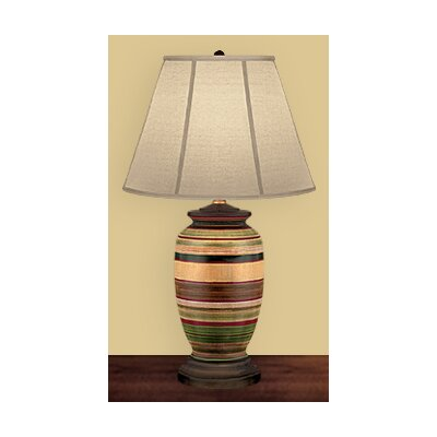 JB Hirsch Home Decor Springtime Horizons Table Lamp