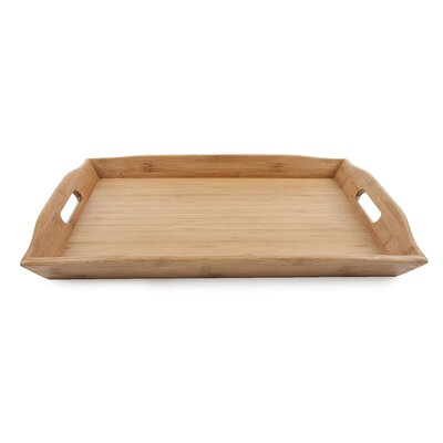 Core Bamboo European Rectangular Serving Tray