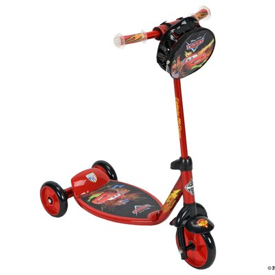 """Huffy 6"""" Cars Folding Scooter"""