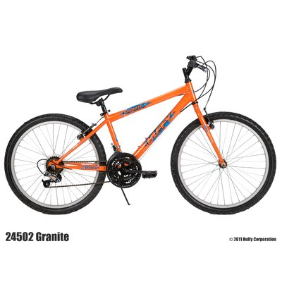 "Huffy Boys 24"" Granite Bike"