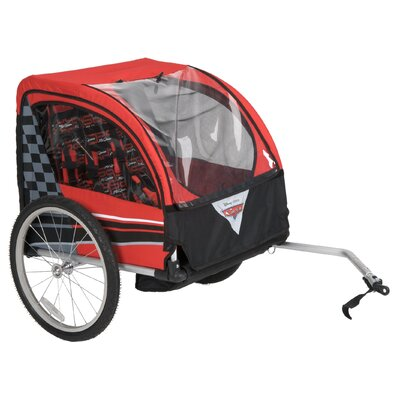 Huffy Disney Cars Grand Tour Bike Trailer
