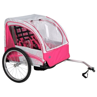 Huffy Disney Princess Grand Tour Bike Trailer
