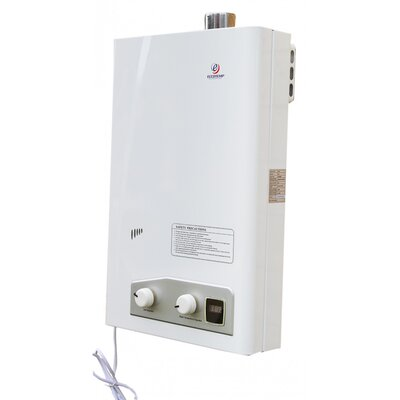 Eccotemp Systems LLC FVI12-LP Liquid Propane Indoor Forced Vent Tankless Water Heater