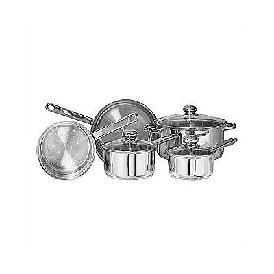 Kinetic Classicor Stainless Steel 8-Piece Cookware Set