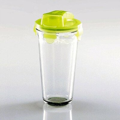 Kinetic Go Green Glass Easy Shaker / Mixer