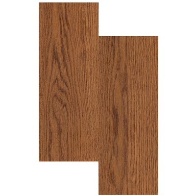 "Congoleum Endurance 6"" x 36"" Vinyl Plank in Dark Oak"