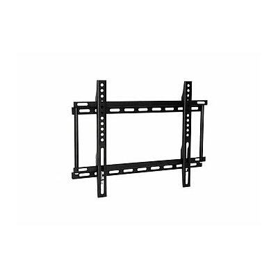 "Pinpoint Mounts Flush TV Wall Mount for 26"" to 40"" Screens in Black"