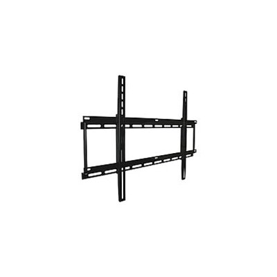 "Pinpoint Mounts Flush TV Wall Mount for 42"" to 60"" Screens in Black"