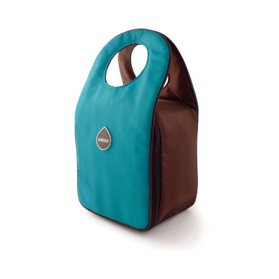 Stoh Lunch Tote in Blue Raspberry