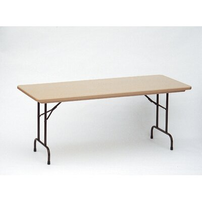 Correll, Inc. Small Standard Plastic Folding Table