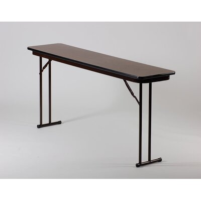Correll, Inc. Large Off-Set Leg Folding Seminar Tables